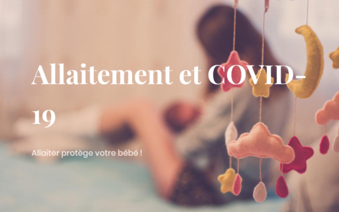 Allaitement et COVID-19