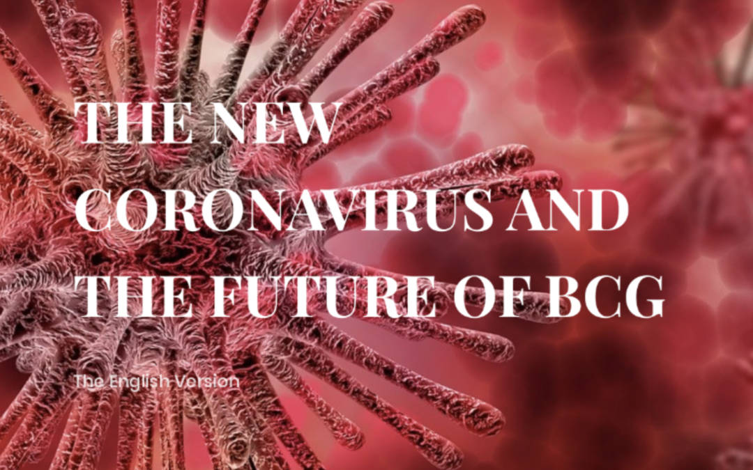 Michel Odent THE NEW CORONAVIRUS AND THE FUTURE OF BCG